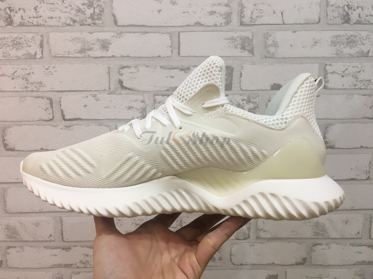 ADIDAS ALPHABOUNCE BEYOND TRẮNG FULL 2018 NAM, NỮ