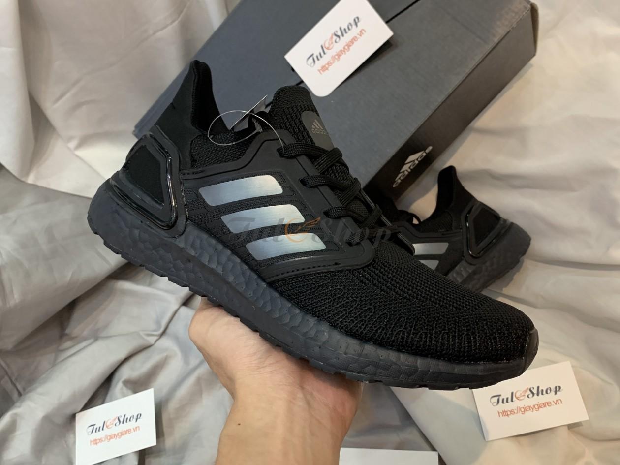 Adidas ultra boost 20 consortium all black 1:1