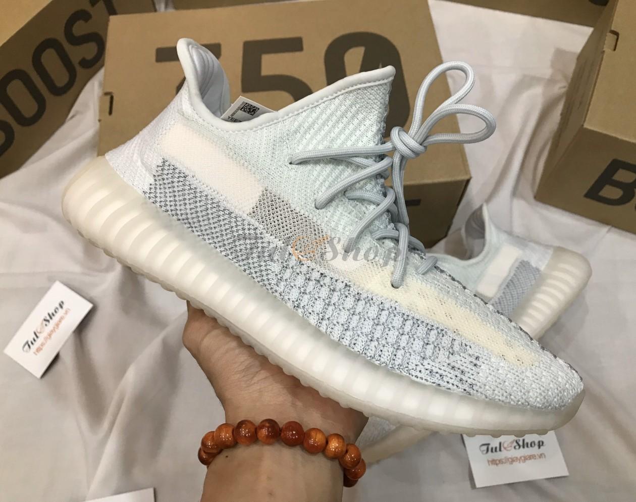 Adidas Yeezy 350 V2 Cloud White Reflective Nam Nữ 1:1