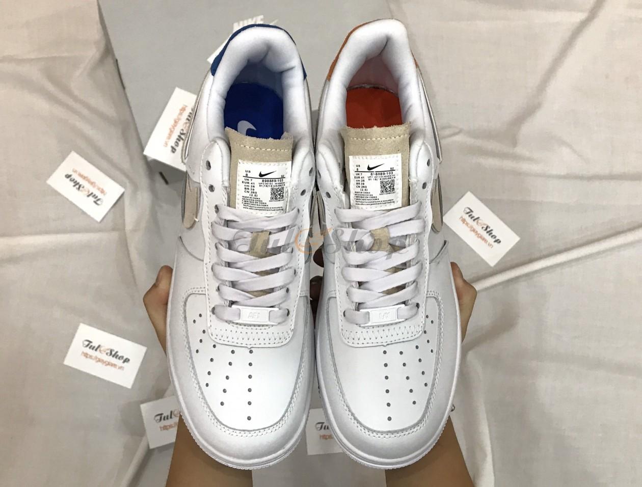 Nike Sportswear Air Force 1 07 Lux White/Platinum Tint