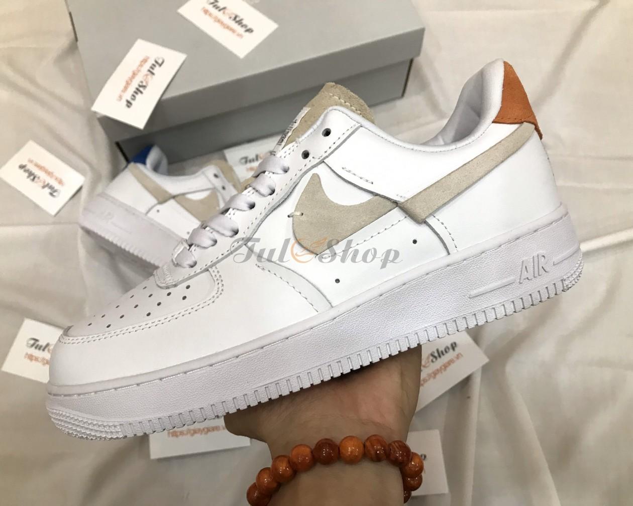 Nike Air Force 1 07 LUX - White/Platinum Tint