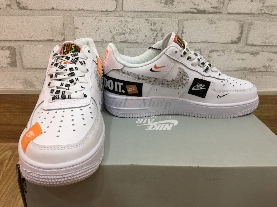 NIKE AIR FORCE 1 JUST DO IT NAM, NỮ