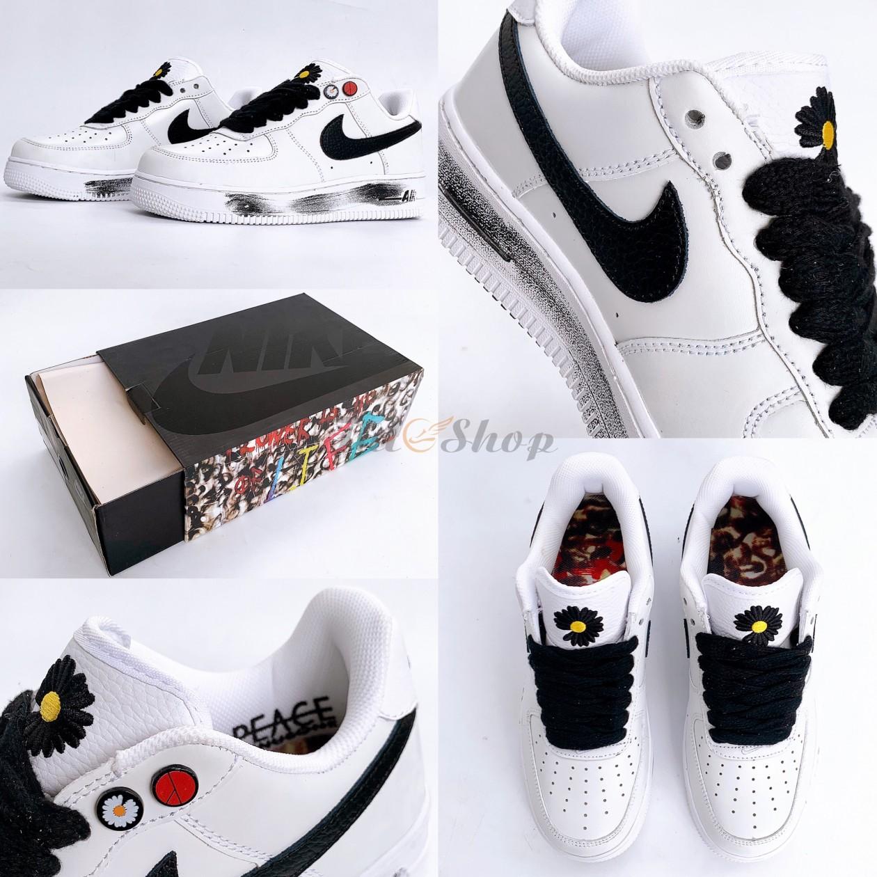 Nike Air Force 1 x G-Dragon Para Noise White 1:1