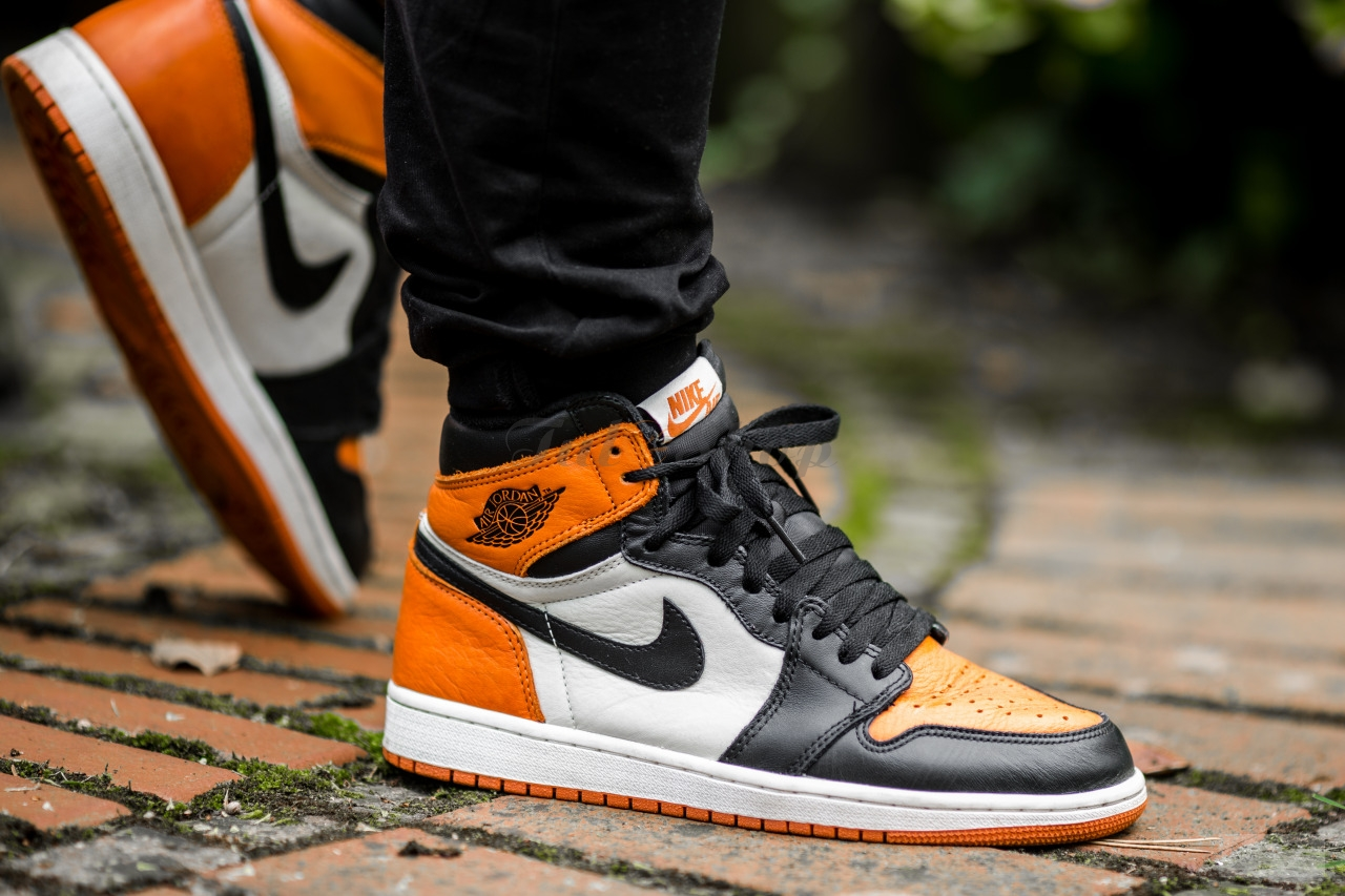 Nike Air Jordan 1 High 'Shattered Backboard' 1.0 1:1