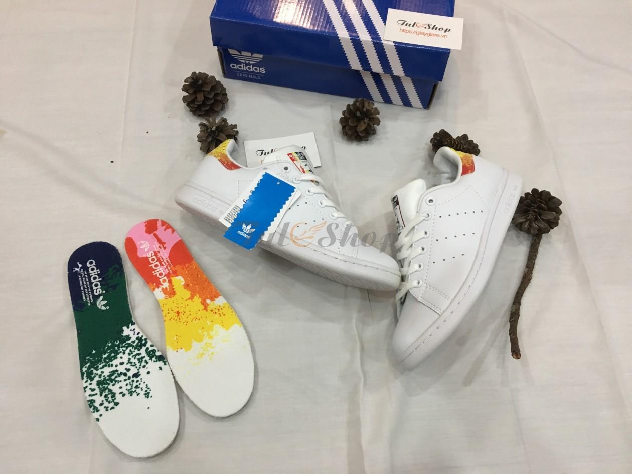 3 cách check giày Adidas Stan Smith Fake & Real chuẩn nhất 2019