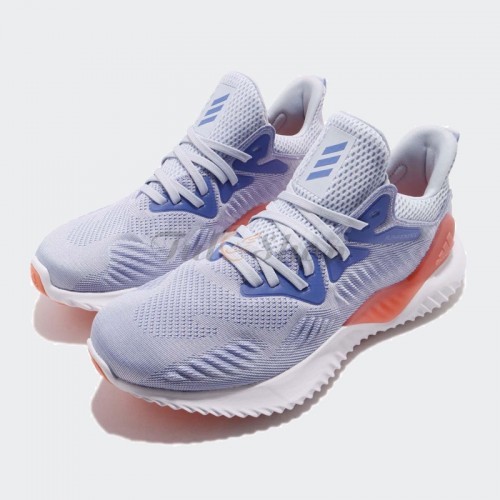 Adidas Alphabounce Beyond Blue Pink Nữ 2018