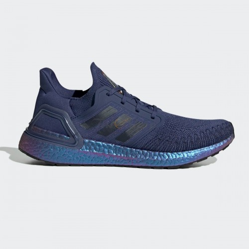 Adidas ultra boost 20 consortium space race blue 1:1