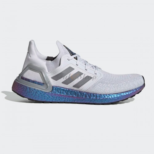 Adidas ultra boost 20 consortium space race grey 1:1
