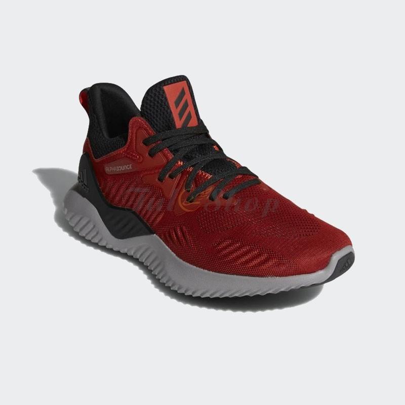 fa108a9f3bc8d Giày Thể Thao Adidas Alphabounce Beyond đỏ 2018 nam