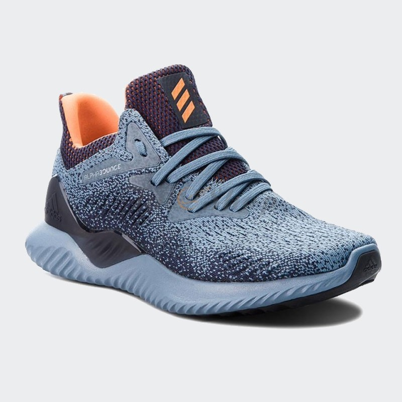 8a43a6c31 Giày Adidas Alphabounce Beyond Blue Sky - Xanh Dương Đốm 2018 Nam