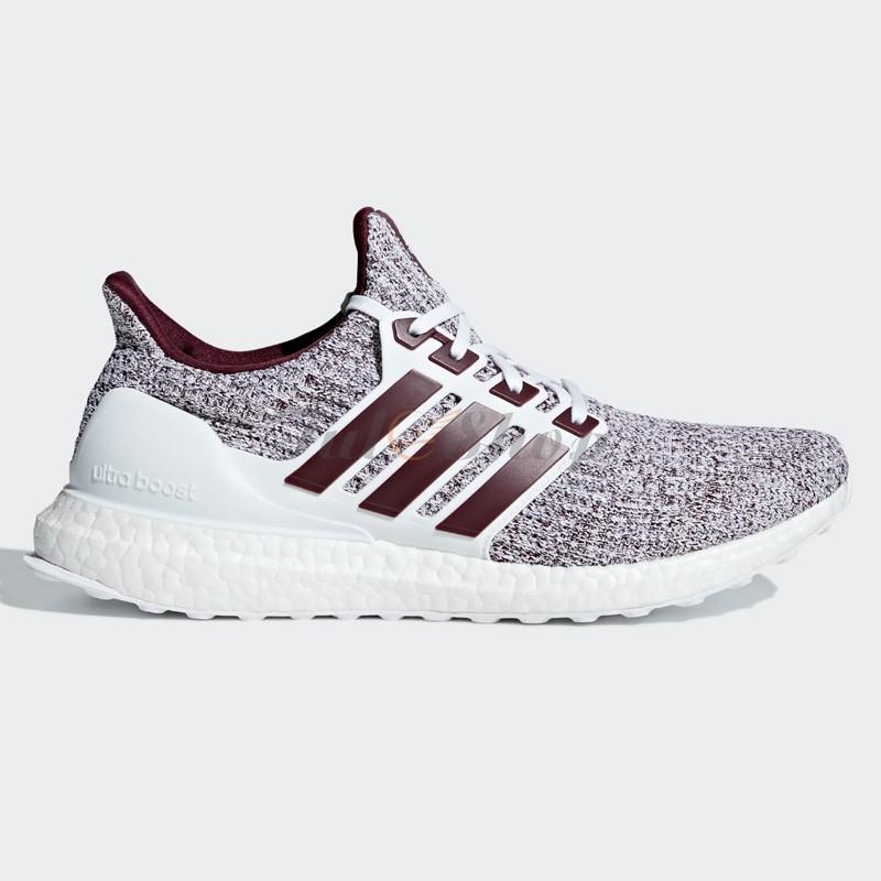 finest selection 73d30 27d38 Giày Adidas Ultra Boost 5.0 Trắng Đỏ Đô Super Fake Nam Nữ Giá Rẻ