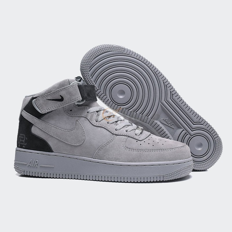 Giay Nike Air Force 1 High Grey Cổ Cao Xam Nam Replica 1 1 In this video i review a brand new model from nike, the nike air force 1 shadow. giay nike air force 1 high grey cổ cao xam nam replica 1 1
