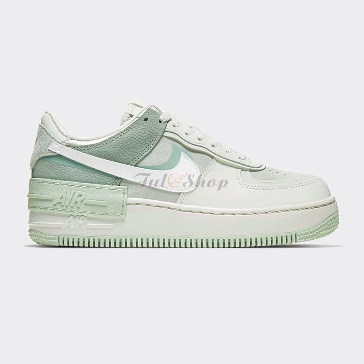 Giay Nike Air Force 1 Shadow Pure Aura Green Xanh La Nam Nữ And while tonal pairs have secured bruce kilgore's 1982 design a spot within th. giay nike air force 1 shadow pure aura green xanh la nam nữ
