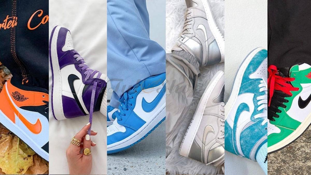 Toplist Nike Jordan 1 'Hot Trend' không nên bỏ qua