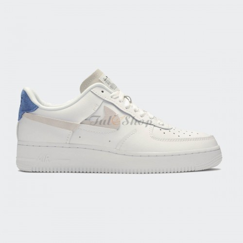 Nike Air Force 1 07 LUX - White/Platinum Tint Nam Nữ