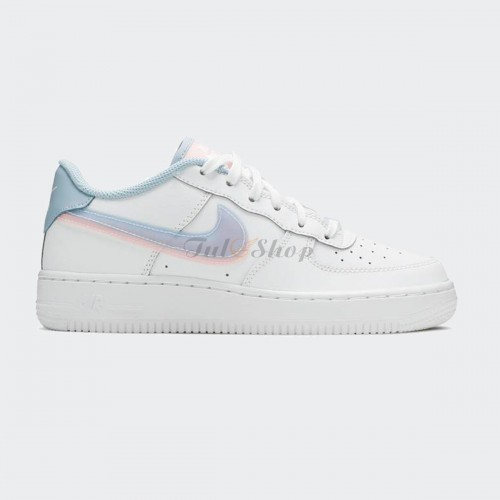 Nike Air Force 1 Low LV8 GS 'Double Swoosh'
