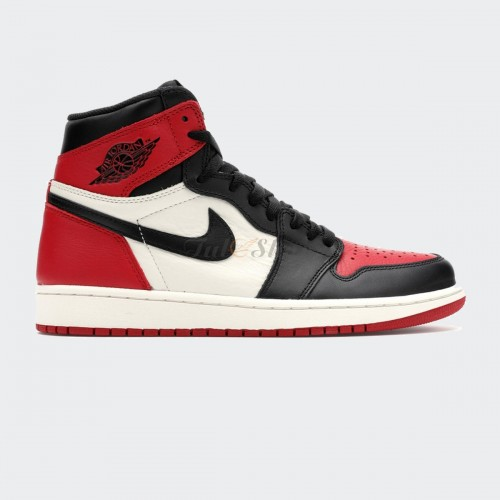 Nike Air Jordan 1 High 'Bred Toe' 1:1