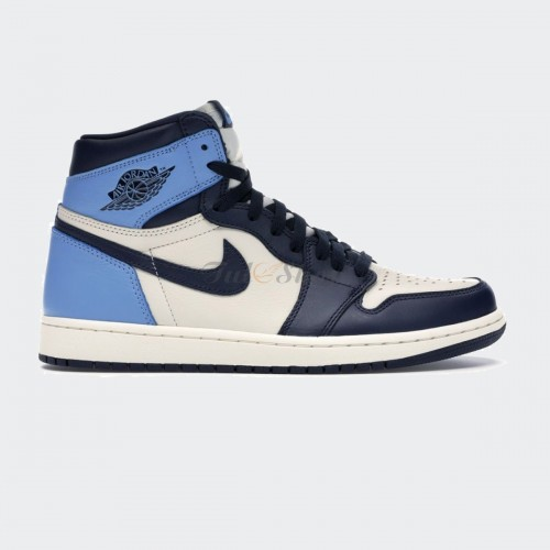 Nike Air Jordan 1 High 'Obsidian UNC' 1:1