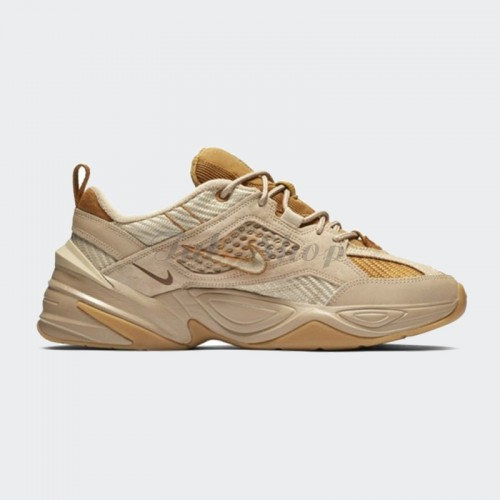 Nike M2K Tekno 'Linen & Wheat & Ale Brown'