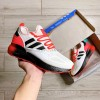 Adidas ZX 2K Boost White Black Red 1:1