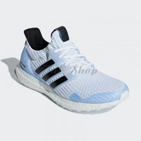 Adidas Ultra Boost 4.0 Game of Thrones 'White Walkers' nam, nữ 1:1