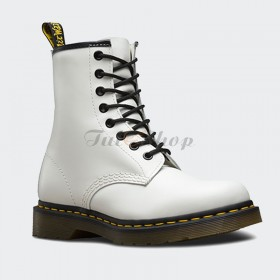 DR.MARTENS BOOTS TRẮNG