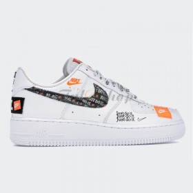 NIKE AIR FORCE 1 JUST DO IT DA TRƠN NAM, NỮ