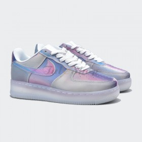 Nike Air Force 1 Low Iridescent Reflective Nam Nữ