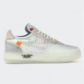 NIKE AIR FORCE 1 LOW OFF WHITE NAM, NỮ