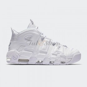 Nike Air More Uptempo Trắng full Nam, Nữ