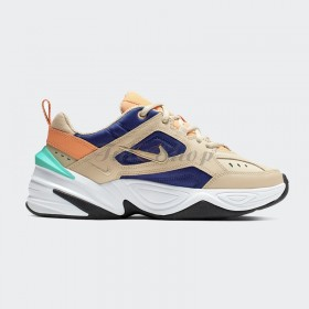 Nike m2k cream blue orange nữ