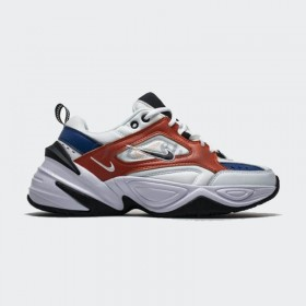 Nike M2K Tekno Dark Red Blue Nam, Nữ